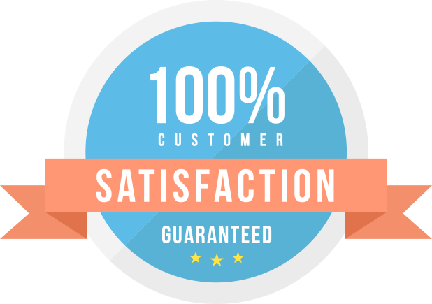 100% Satisfaction Cleaning Services