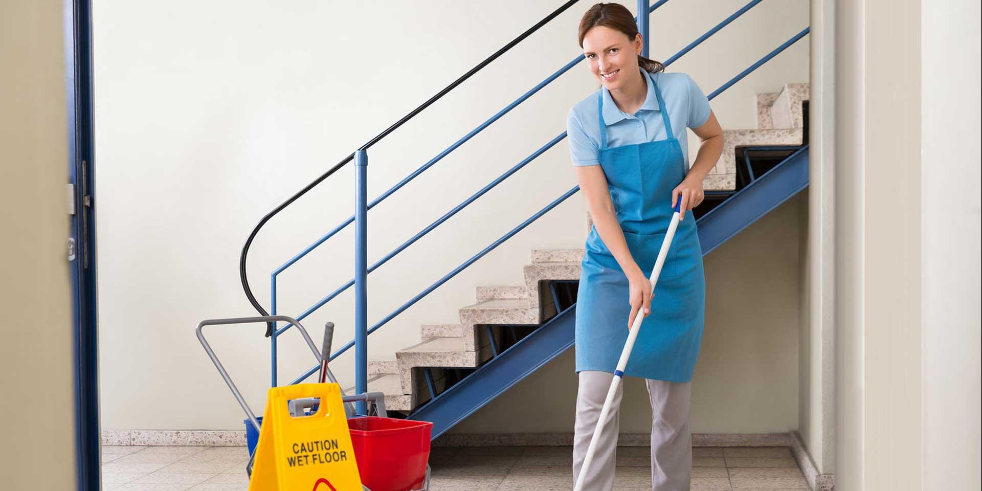 Entretien ménager Commercial
